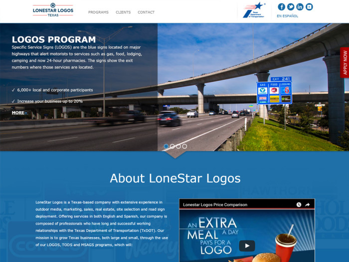 lonestar-logos-screenshot